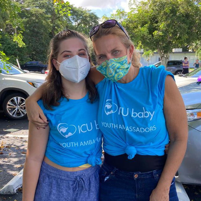 A Car Parade to Celebrate World Prematurity Day