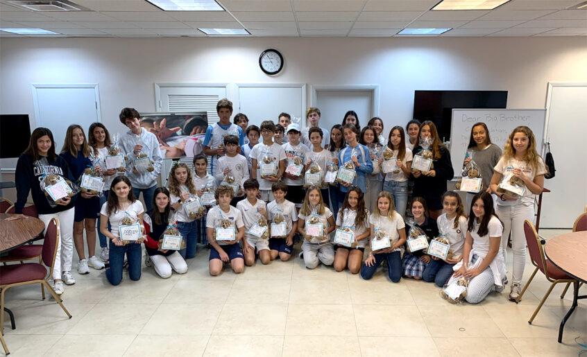 St Agnes 7th Grade