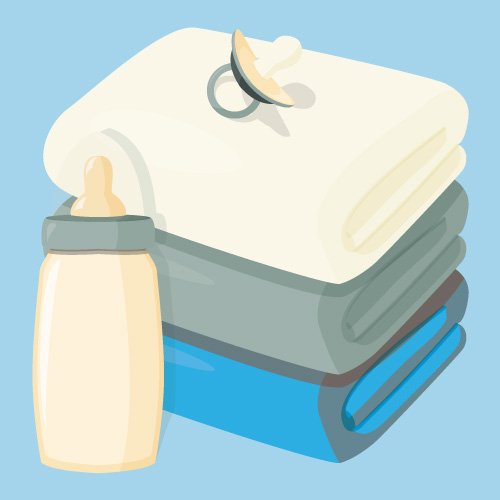 Foster Care Kit illustration