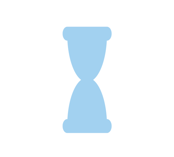ICU baby's Hourglass icon