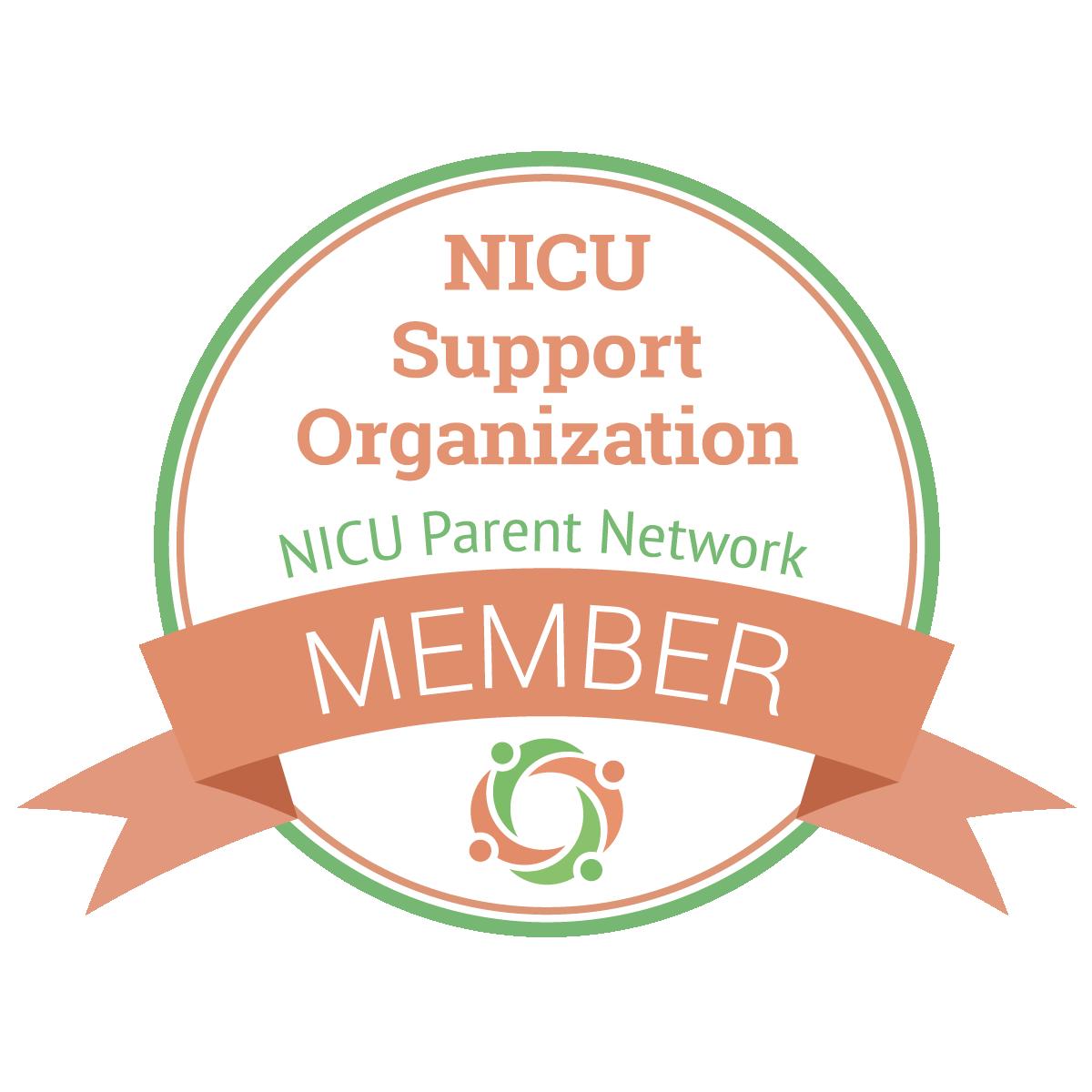 NICU Support Organization NICU Parent Network Member