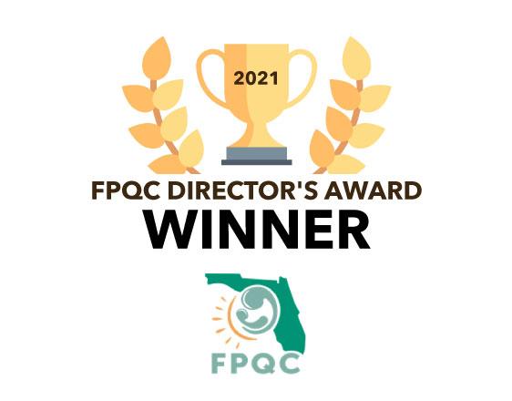 2019 FPQC Director's Award Winner